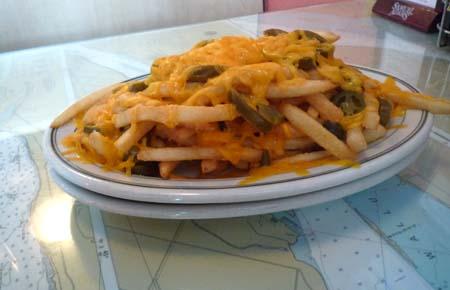 Packer Fries